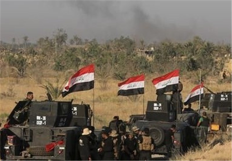 Iraqi Army Retakes Region East of Ramadi