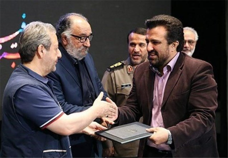 حسینی بای در جشنواره مدافع حرم