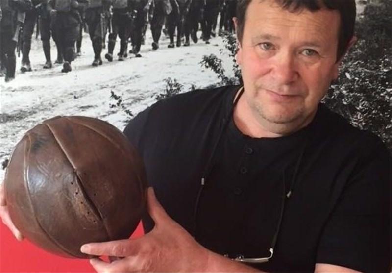 توپ قدیمی مربوط به جنگ جهانی اول