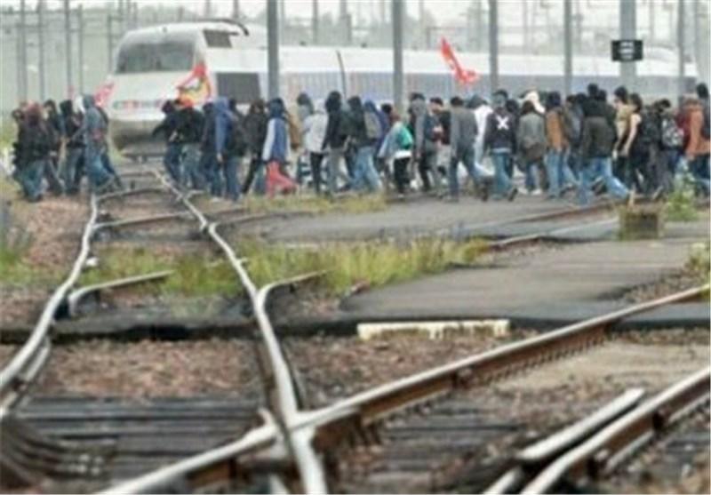 راهآهن پاریس