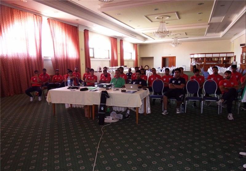 جلسه فنی تیم ملی فوتبال