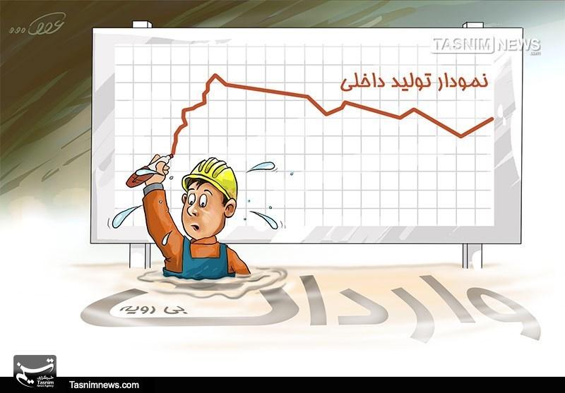 تولد بیکاری با واردات کالا/ دولت برنامهای برای کاهش واردات دارد؟