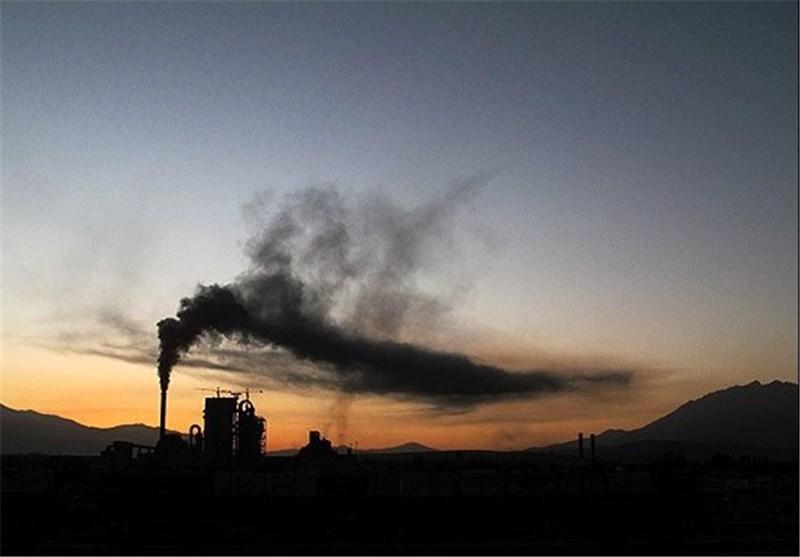 آلودگی کارخانه سیمان