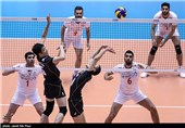 Iran Volleyball Team Defeats Japan in Olympics Qualifier