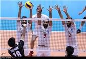 پیروزی سخت ایران بر میزبان/ شاگردان لوزانو با 3 پیروزی و 8 امتیاز در رده سوم قرار گرفتند