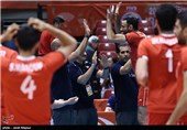 Iran Volleyball Earns Difficult Win over China at Olympics Qualifier