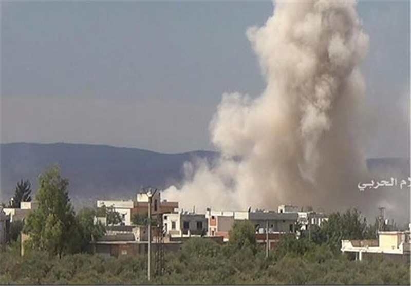 Terrorists Launch Chemical Attack on Syria's Kefraya, Foua