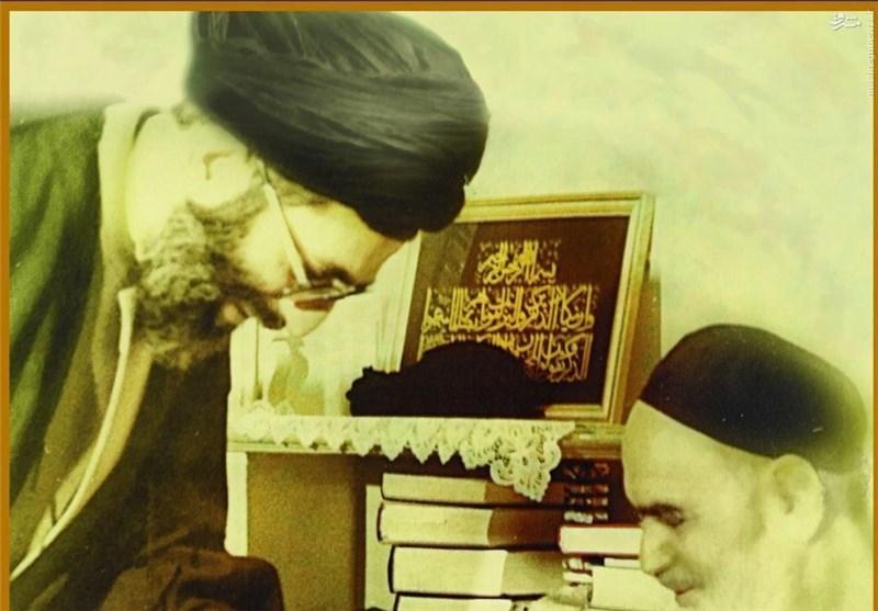 عکس امام خمینی