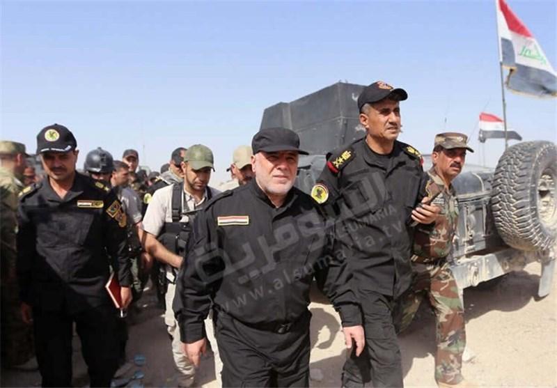 عراق به نیروی رزمی خارجی نیاز ندارد