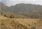 کوهخواری در اراضی ملی جزیره قشم / با ورود دستگاه قضا دست متخلفان کوتاه شد