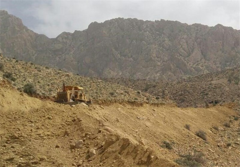 کوه خواری داراب