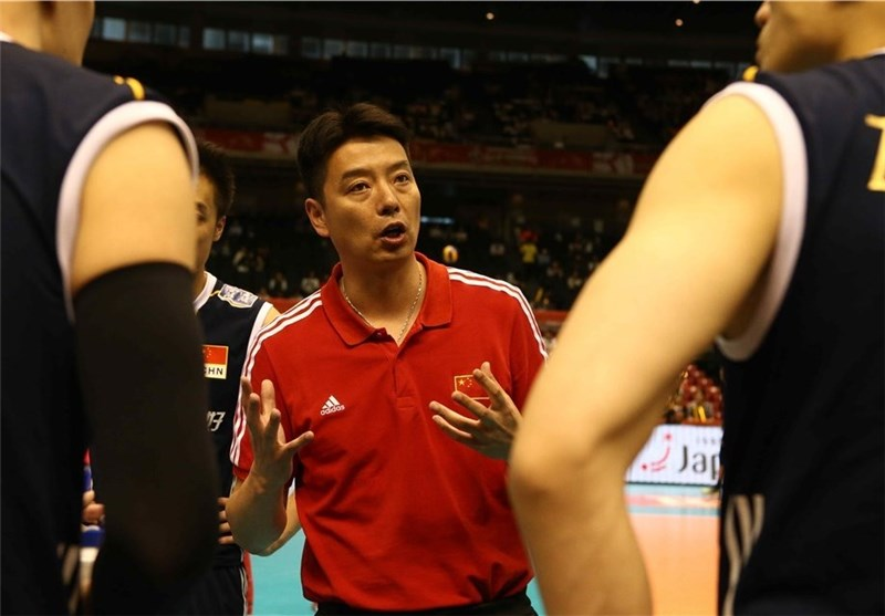Iran Volleyball Showed Its Strength, China Coach Says