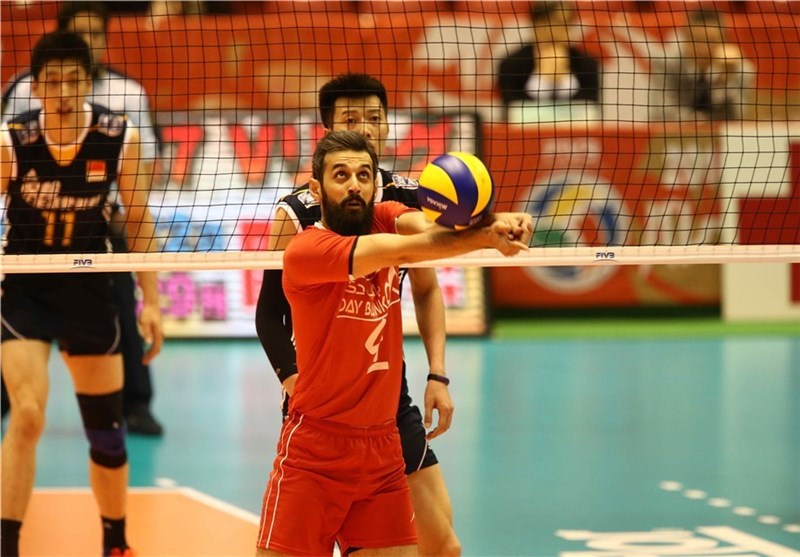 Iran Captain Marouf Congratulates Teammates over Defeating China