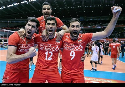Iran Volleyball Steps Closer to Rio 2016 Olympics after Win over China