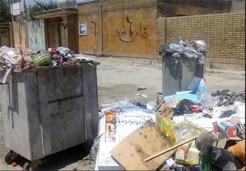 زباله ایذه 1