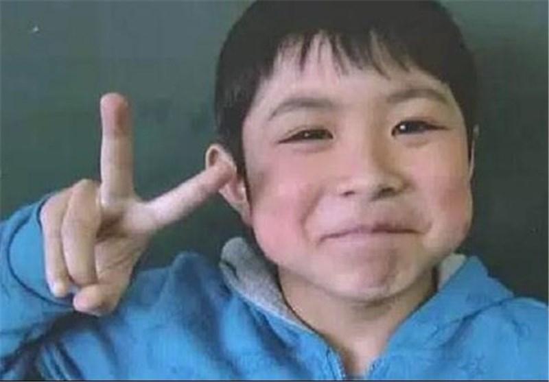 پسر بچه ژاپنی