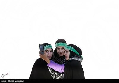 مراسم بیست و هفتمین سالگرد ارتحال امام خمینی (ره)