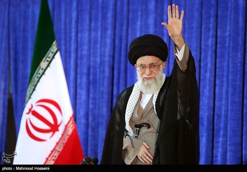 مراسم بیست و هفتمین سالگرد ارتحال امام خمینی (ره) - 1