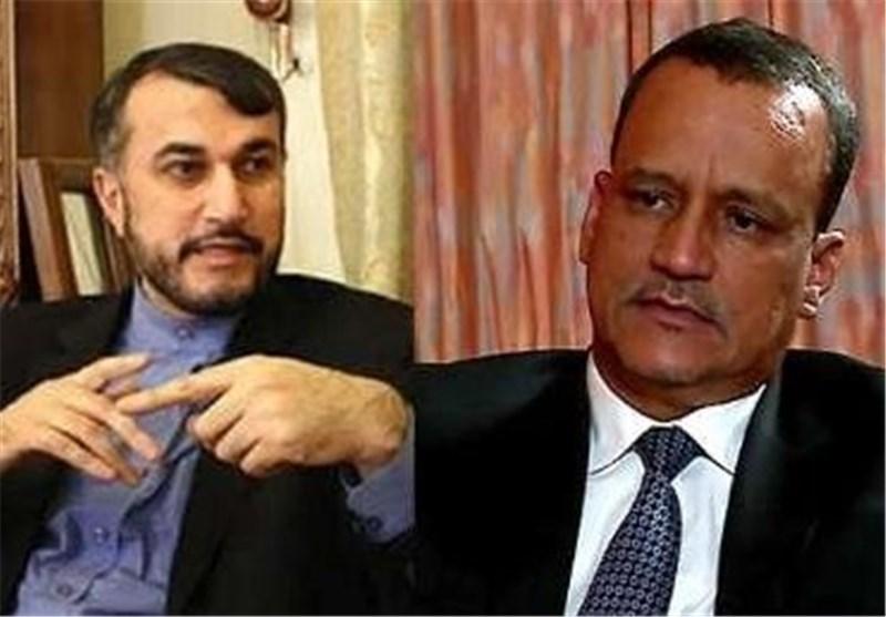 امیرعبداللهیان نماینده سازمان ملل یمن