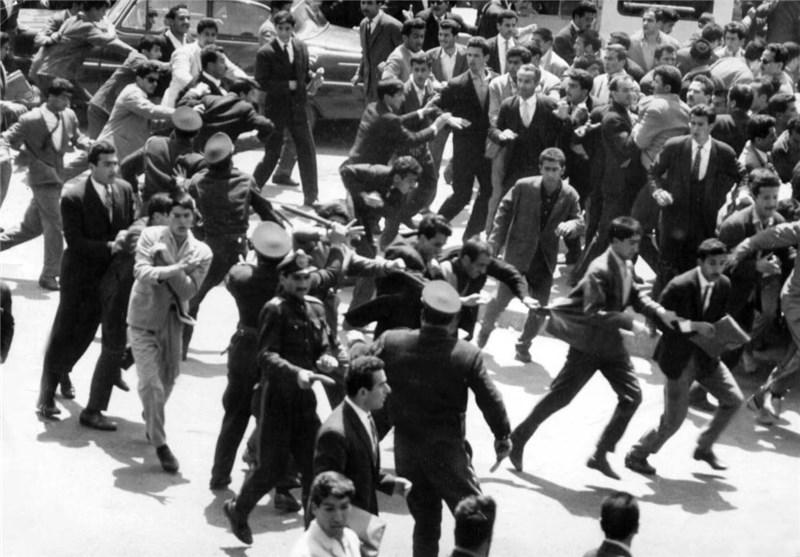 Картинки по запросу قیام 15 خرداد