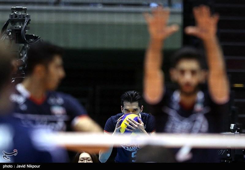 کانال تلگرام تیم والیبال ایران