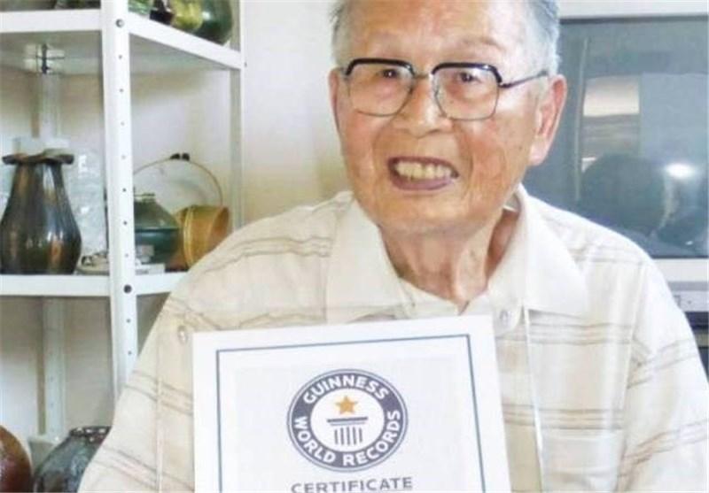 مسن ترین ژاپنی