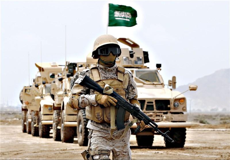 Suud Askerleri Bahreyn'e Girdi
