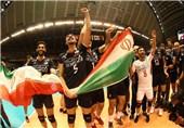 «قد» والیبال ایران به «المپیک» رسید/ بلند قامتان ایران تاریخساز شدند