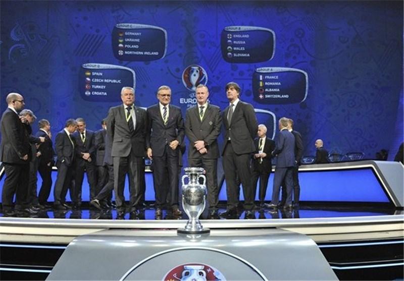 مربیان یورو 2016