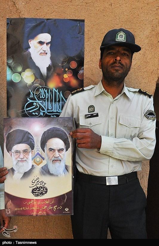 زائران بیت امام خمینی (ره)