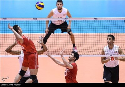 Iran Concludes Volleyball Olympic Qualifier with Win over Venezuela