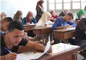 Syrian Students Take Exams as Terrorists' Mortar Attacks Continue