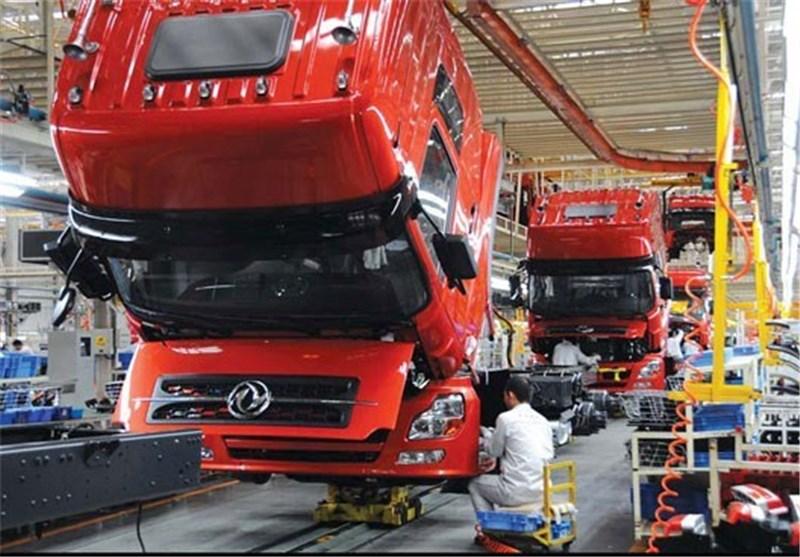 تولید کامیون