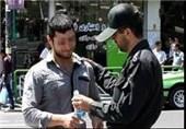 نیروی انتظامی استان کرمانشاه با روزهخواری در اماکن عمومی برخورد میکند