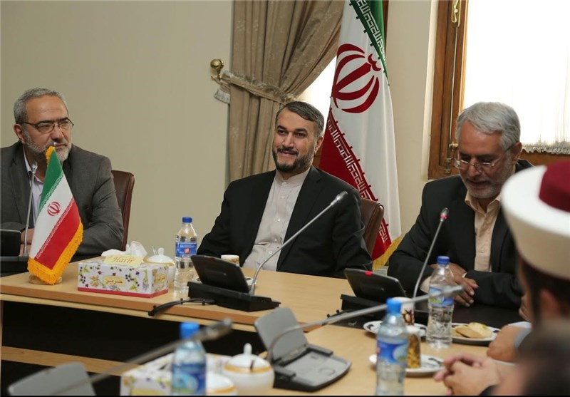 Iranian Diplomat Calls Israel Main Source of Insecurity in Western Asia