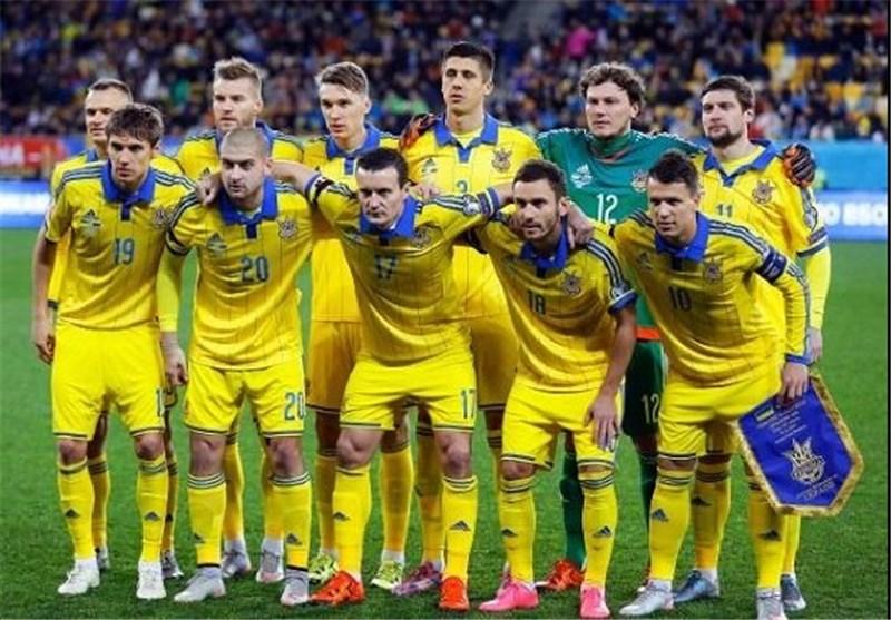 تیم ملی فوتبال اوکراین