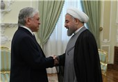 President: Iran Ready for Persian Gulf-Black Sea Link Project