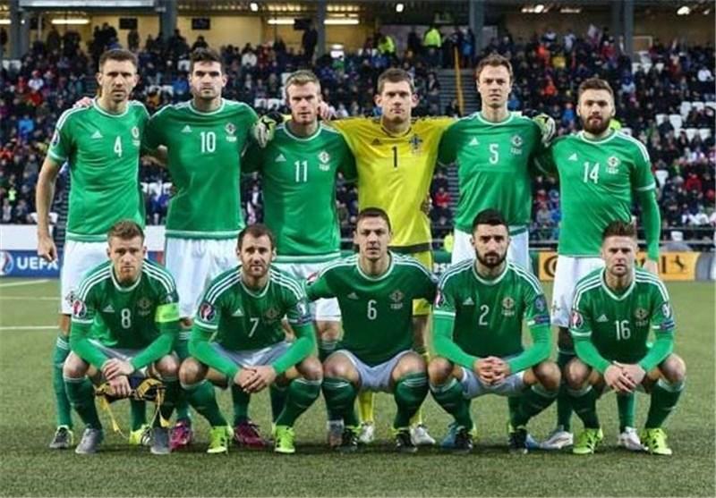 تیم ملی فوتبال ایرلند شمالی