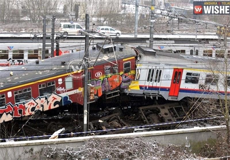 قطار بلژیک