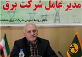 محمدحسین صباغزادگان مدیرعامل شرکت برق منطقه ای یزد