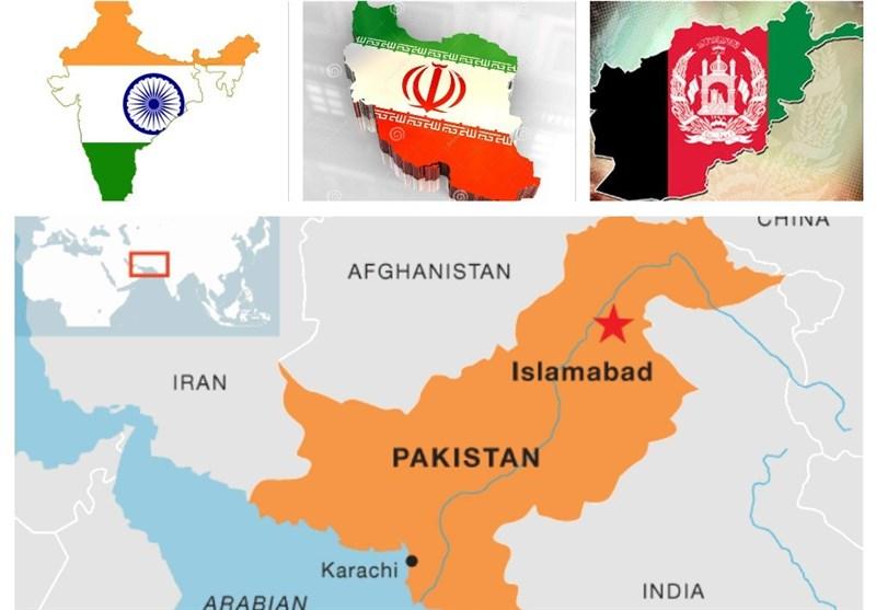 هند، ایران، افغانستان و پاکستان