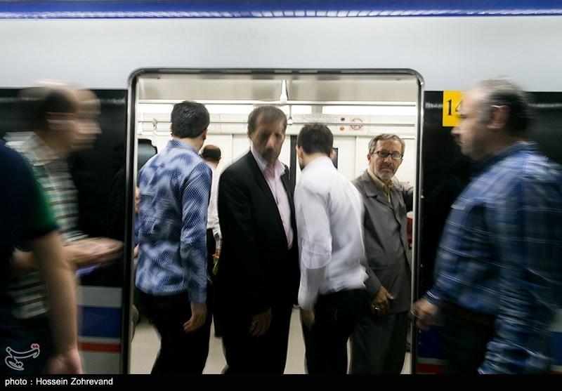 متروی تهران: تردد در تمام خطوط عادی است/ ادعای قرنطینه ایستگاه شوش صحت ندارد