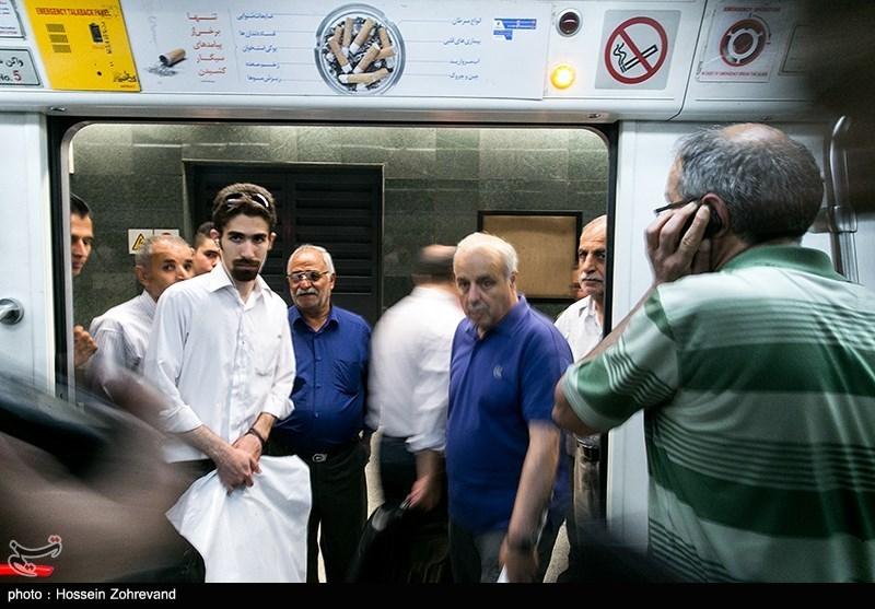 ارائه خدمات رایگان سلامت محور در مترو