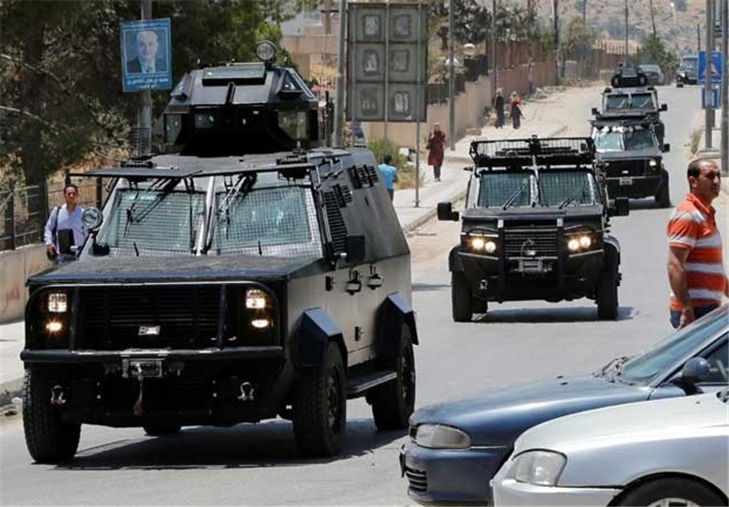 مقتل جنود اردنیین بانفجار سیارة مفخخة قرب حدود سوریا
