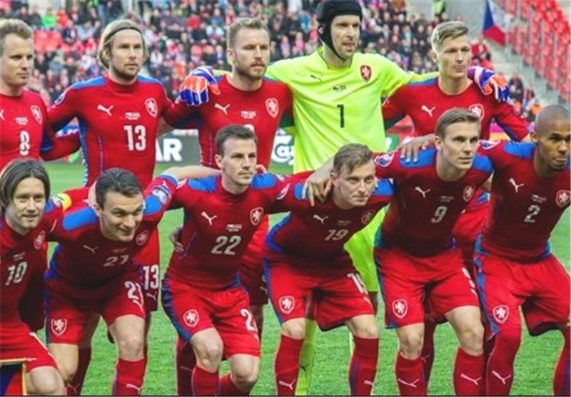 تیم ملی فوتبال جمهوری چک