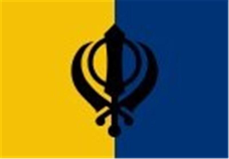 پرچم پیشنهادی مردم سیک برای کشور خالصتان