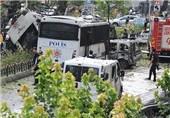 پ ک ک مسئولیت بمبگذاری در جنوب شرق ترکیه را بر عهده گرفت