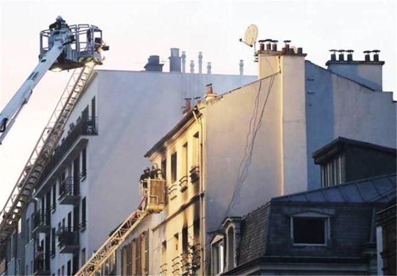 آتش پاریس