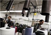 صنعت جوراببافی در همدان
