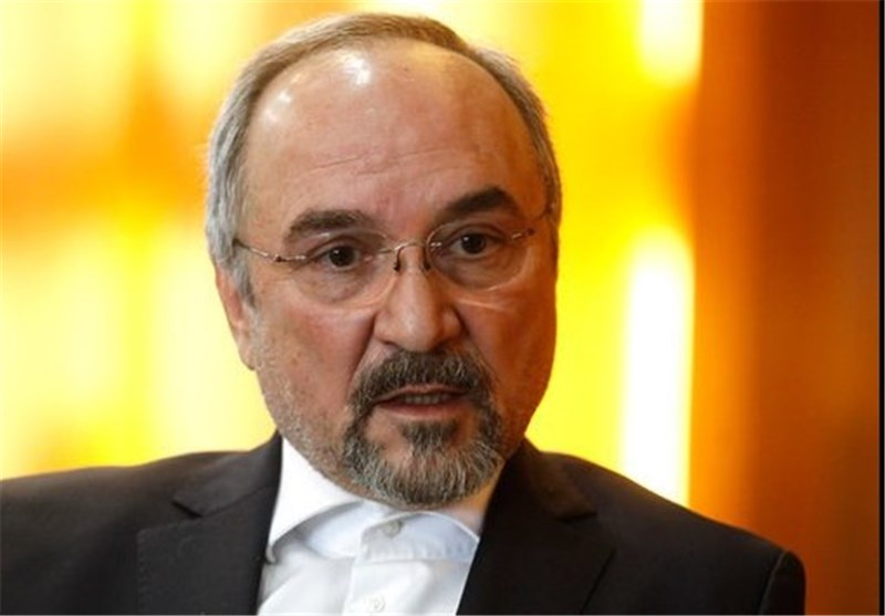 Iranian Deputy Minister in France to Attend Euromoney Conference